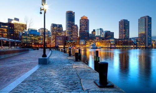 Massachusetts energy deregulation Boston